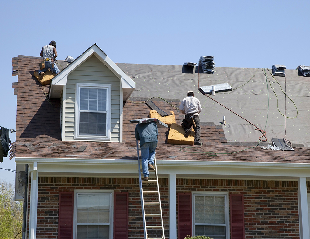 Roof Replacement & Installation: Re-Roofing in St. Louis | Kirkwood Roofing - roof-installation