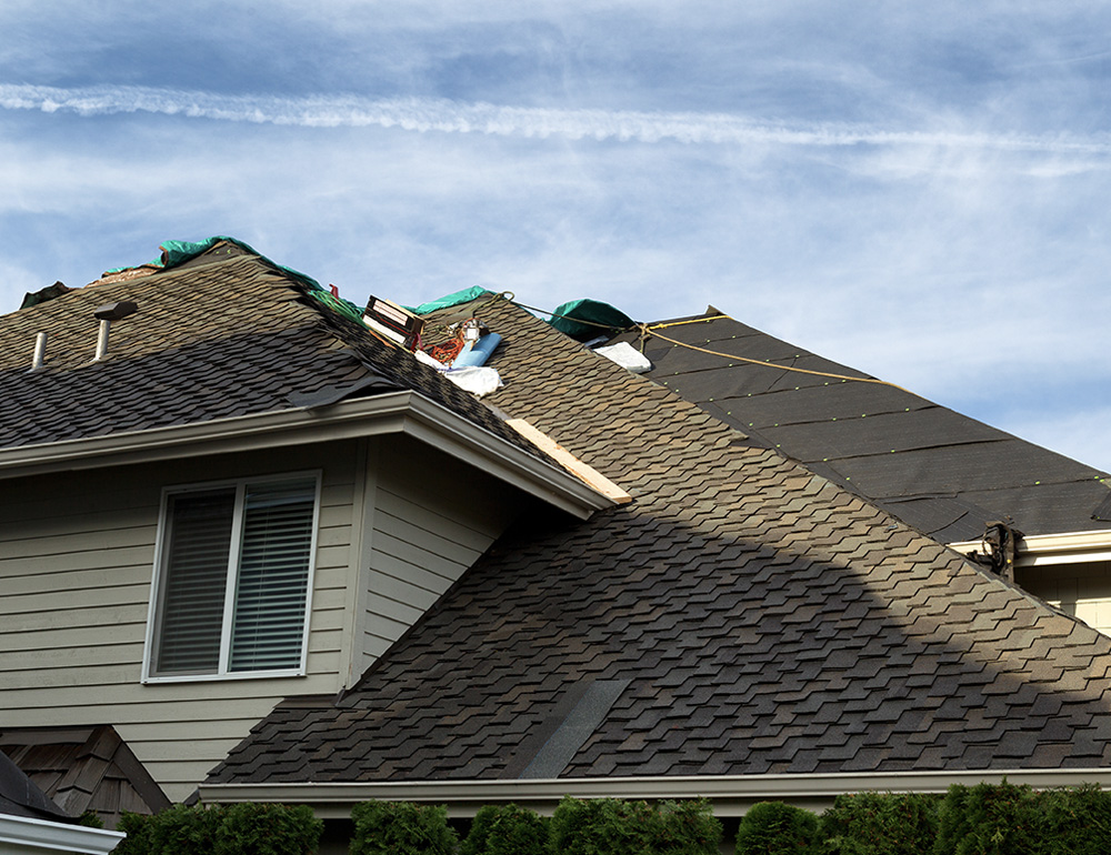 Roof Replacement & Installation: Re-Roofing in St. Louis | Kirkwood Roofing - roof-installation2
